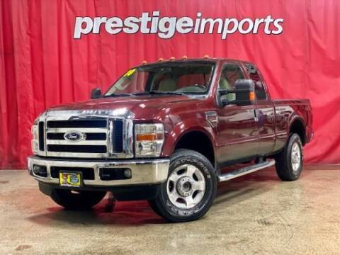 2010 Ford F-250 Super Duty for sale at Prestige Imports in St Charles IL