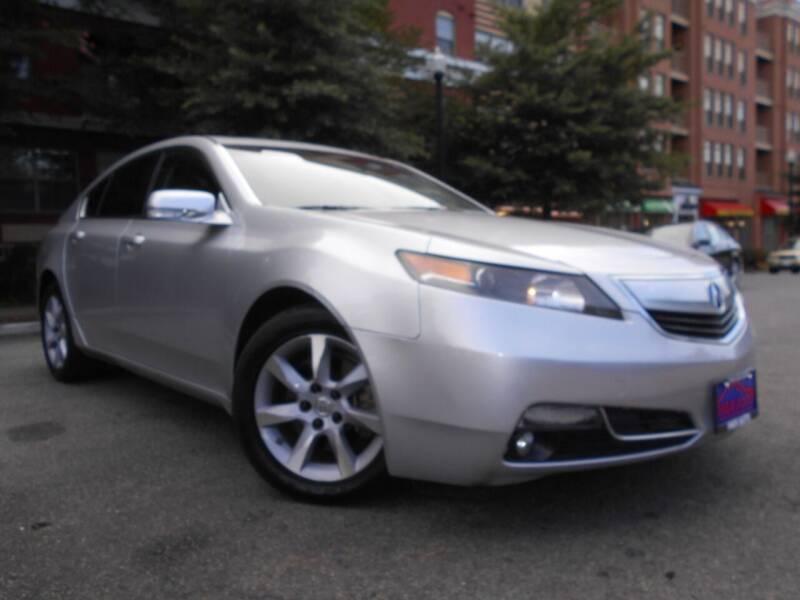 2013 Acura TL for sale at H & R Auto in Arlington VA