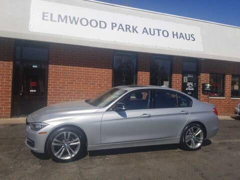 2014 BMW 3 Series for sale at Elmwood Park Auto Haus in Elmwood Park IL
