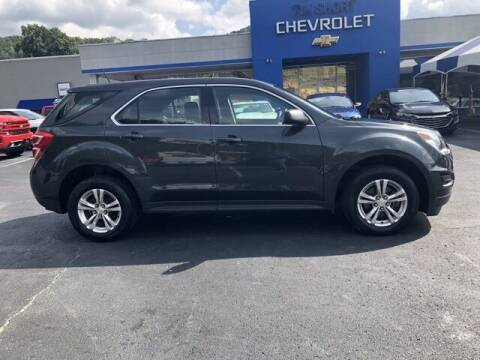 2017 Chevrolet Equinox for sale at Tim Short Auto Mall in Corbin KY