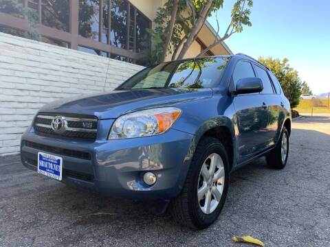 2007 Toyota RAV4 for sale at Santa Barbara Auto Connection in Goleta CA