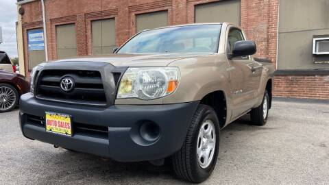 2005 Toyota Tacoma for sale at Rocky's Auto Sales in Worcester MA