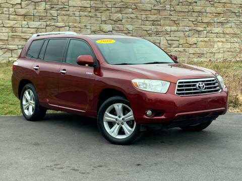 2010 Toyota Highlander for sale at Car Hunters LLC in Mount Juliet TN