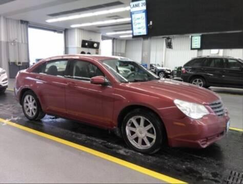 2008 Chrysler Sebring for sale at HW Used Car Sales LTD in Chicago IL