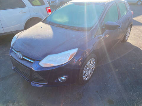 2012 Ford Focus for sale at Right Place Auto Sales in Indianapolis IN