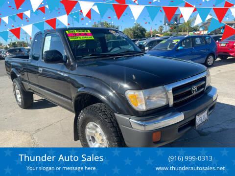 2000 Toyota Tacoma for sale at Thunder Auto Sales in Sacramento CA