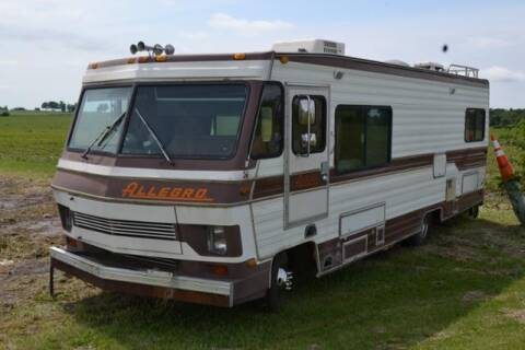 1986 Chevrolet Motorhome Chassis for sale at Alan Browne Chevy in Genoa IL