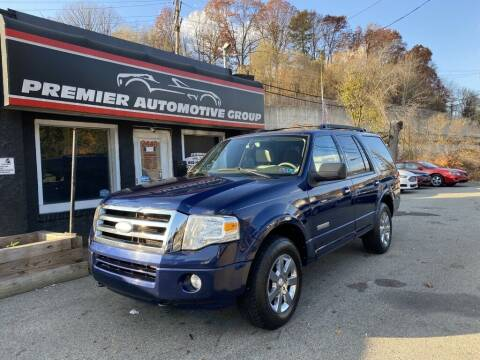 2008 Ford Expedition for sale at Premier Automotive Group in Pittsburgh PA