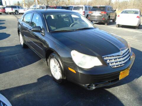 2007 Chrysler Sebring for sale at River City Auto Sales in Cottage Hills IL