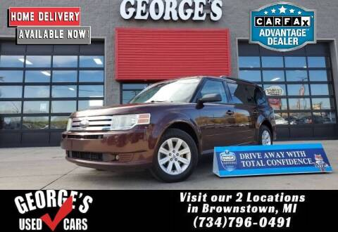 2010 Ford Flex for sale at George's Used Cars - Pennsylvania & Allen in Brownstown MI