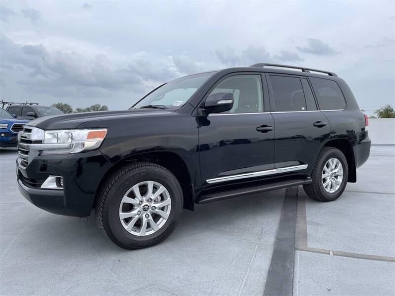 2020 Toyota Land Cruiser for sale in Homestead, FL