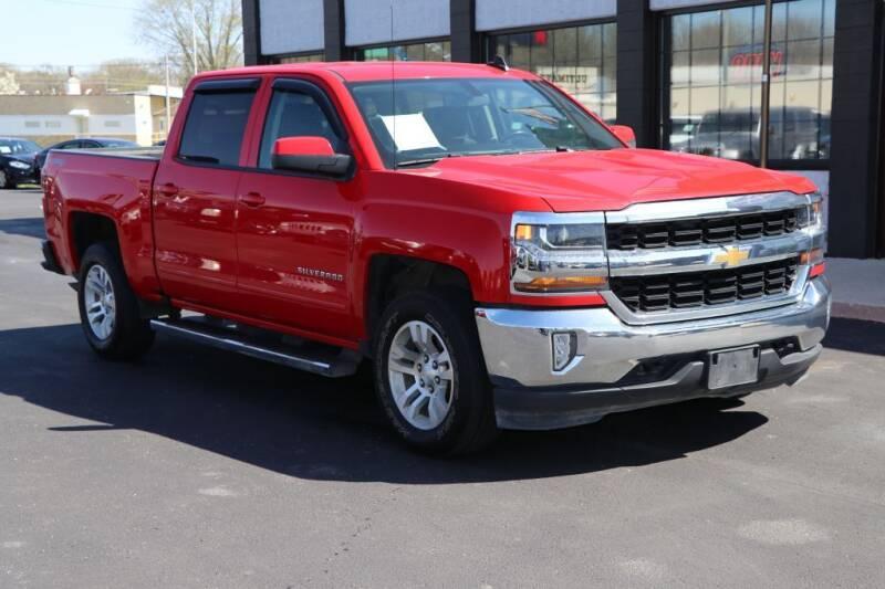 2017 Chevrolet Silverado 1500 for sale at Ultimate Auto Deals DBA Hernandez Auto Connection in Fort Wayne IN