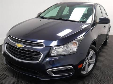 2015 Chevrolet Cruze for sale at CarNova in Stafford VA