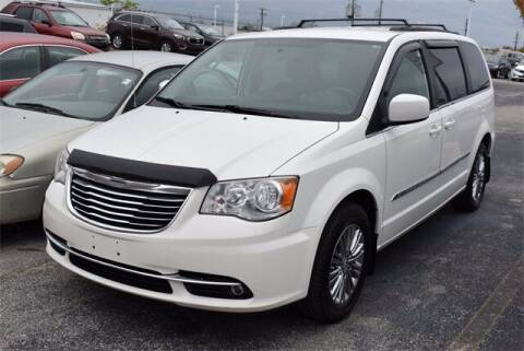 2013 Chrysler Town and Country for sale at BOB ROHRMAN FORT WAYNE TOYOTA in Fort Wayne IN