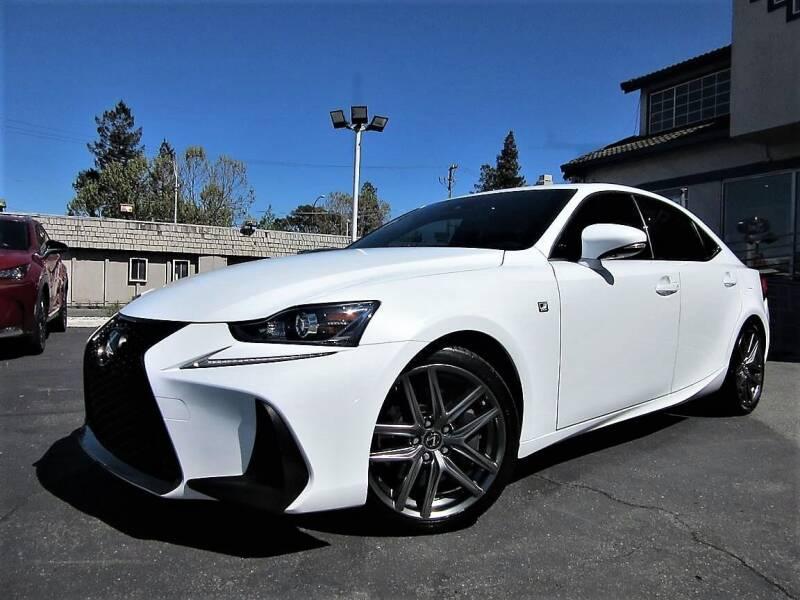 2017 Lexus IS 350 for sale at Top Tier Motorcars in San Jose CA