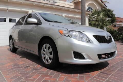 2010 Toyota Corolla for sale at Newport Motor Cars llc in Costa Mesa CA