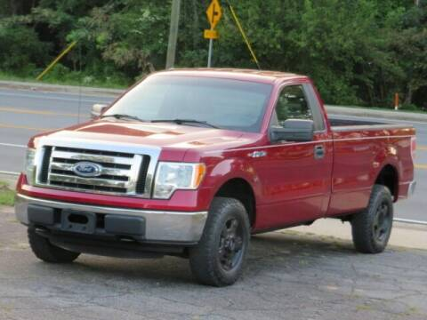 2011 Ford F-150 for sale at Marietta Auto Mall Center in Marietta GA