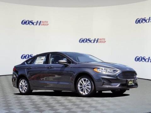 2020 Ford Fusion Hybrid for sale at BILLY D SELLS CARS! in Temecula CA