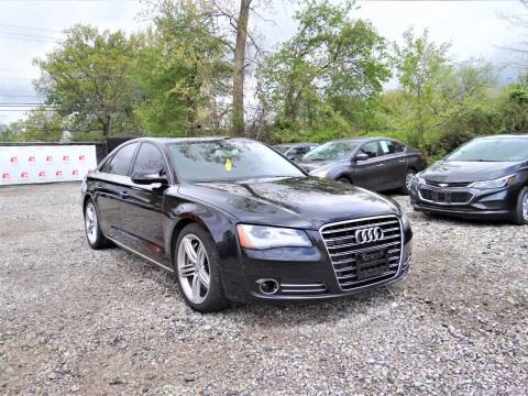 2011 Audi A8 for sale at Premier Auto & Parts in Elyria OH