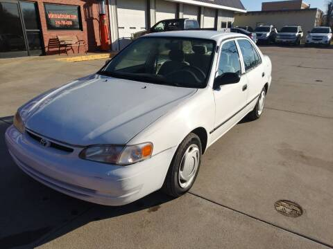 2000 Toyota Corolla for sale at Eden's Auto Sales in Valley Center KS