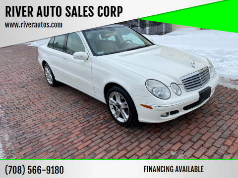 2006 Mercedes-Benz E-Class for sale at RIVER AUTO SALES CORP in Maywood IL