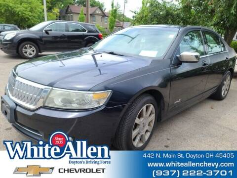 2008 Lincoln MKZ for sale at WHITE-ALLEN CHEVROLET in Dayton OH