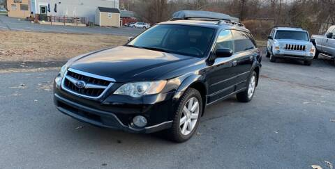 2008 Subaru Outback for sale at Manchester Auto Sales in Manchester CT