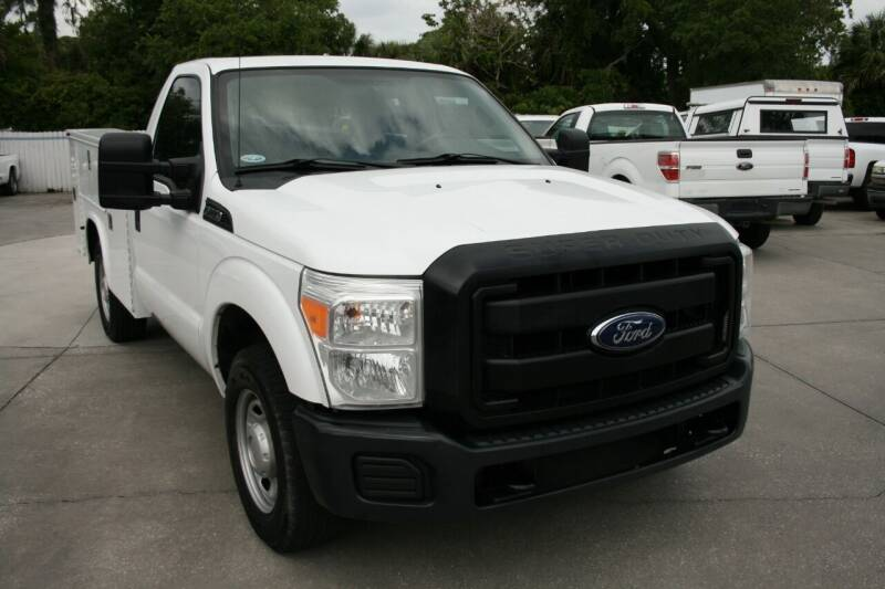 2012 Ford F-250 Super Duty for sale at Mike's Trucks & Cars in Port Orange FL