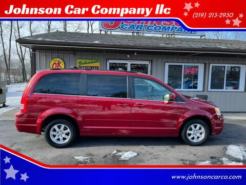 2008 Chrysler Town and Country for sale at Johnson Car Company llc in Crown Point IN