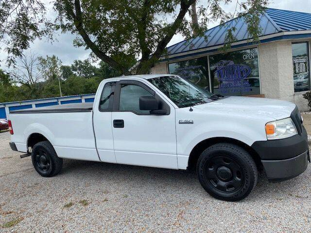 2007 Ford F-150 for sale at Wallers Auto Sales LLC in Dover OH