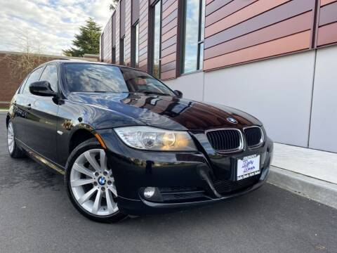 2011 BMW 3 Series for sale at DAILY DEALS AUTO SALES in Seattle WA