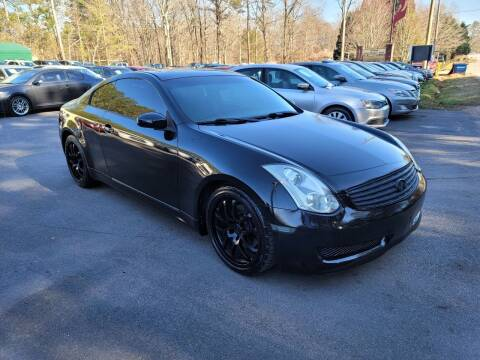 2006 Infiniti G35 for sale at GA Auto IMPORTS  LLC in Buford GA