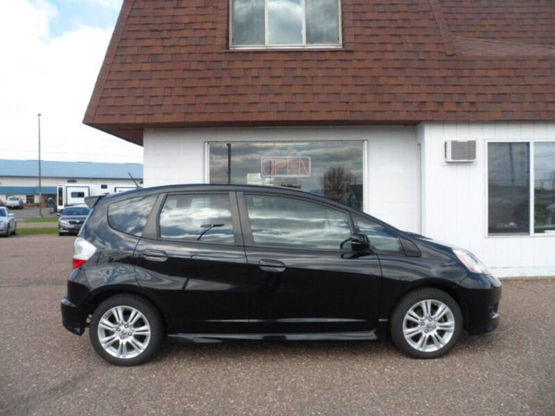 2010 Honda Fit for sale at Paul Oman's Westside Auto Sales in Chippewa Falls WI