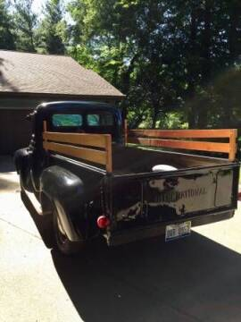1954 International R110 for sale at Classic Car Deals in Cadillac MI