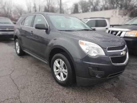 2012 Chevrolet Equinox for sale at Paramount Motors in Taylor MI