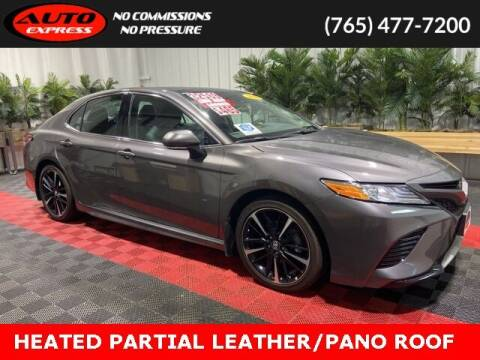 2020 Toyota Camry for sale at Auto Express in Lafayette IN
