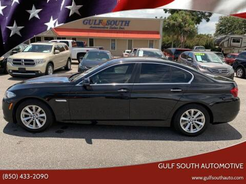 2015 BMW 5 Series for sale at Gulf South Automotive in Pensacola FL