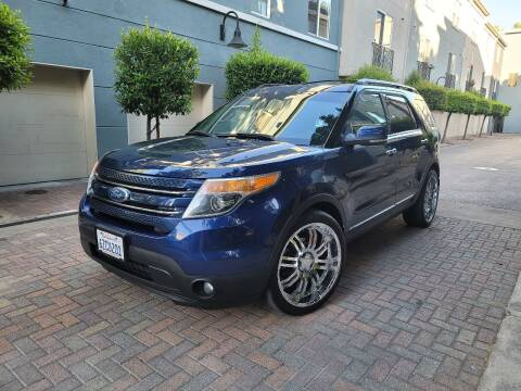2012 Ford Explorer for sale at Bay Auto Exchange in San Jose CA