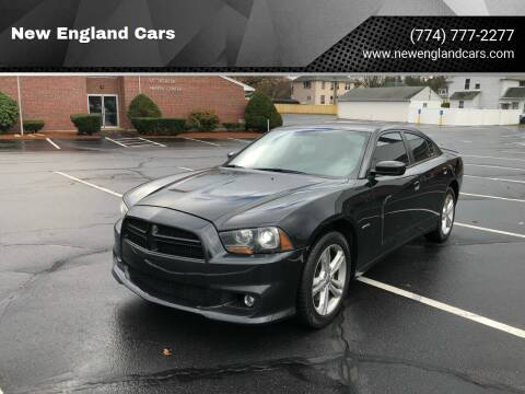 2011 Dodge Charger for sale at New England Cars in Attleboro MA