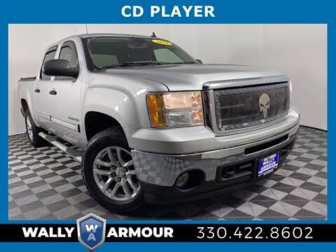 2011 GMC Sierra 1500 for sale at Wally Armour Chrysler Dodge Jeep Ram in Alliance OH
