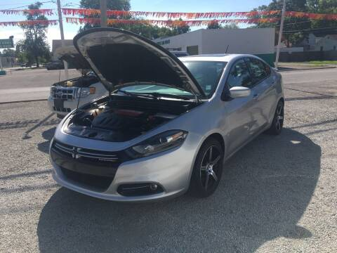 2013 Dodge Dart for sale at Antique Motors in Plymouth IN
