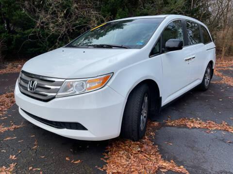 2011 Honda Odyssey for sale at Peach Auto Sales in Smyrna GA