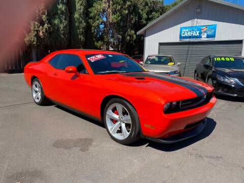 2009 Dodge Challenger for sale at Blue Diamond Auto Sales in Ceres CA