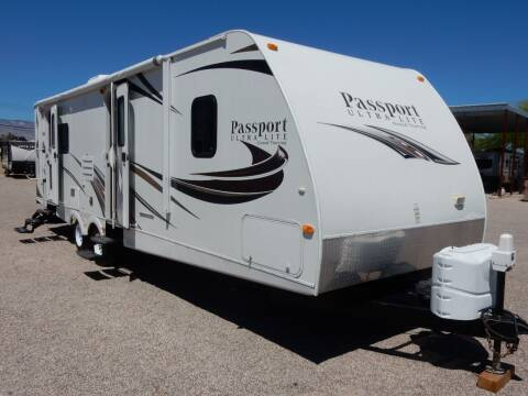 2013 Keystone Passport 2890RL