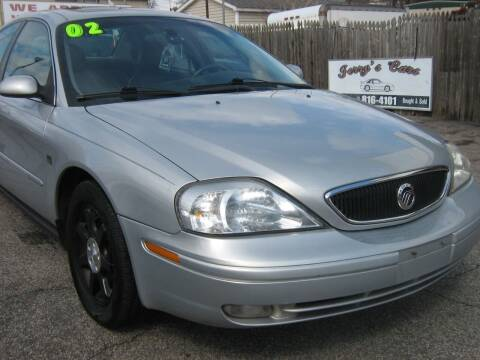 2002 Mercury Sable for sale at JERRY'S AUTO SALES in Staten Island NY