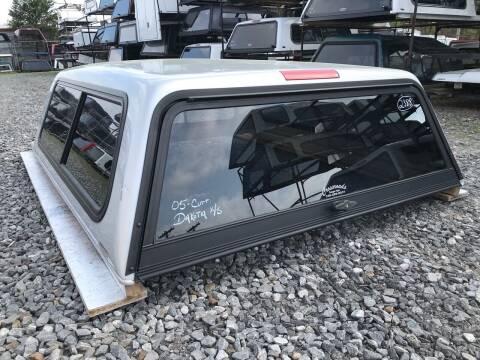 2005 Dodge Dakota for sale at Crossroads Camper Tops & Truck Accessories in East Bend NC