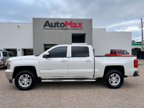 2015 Chevrolet Silverado 1500 for sale at AutoMax of Memphis - V Brothers in Memphis TN