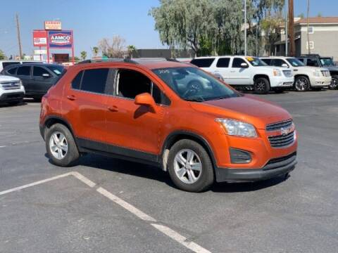 2015 Chevrolet Trax for sale at Brown & Brown Wholesale in Mesa AZ