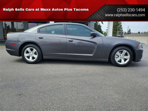 2013 Dodge Charger for sale at Ralph Sells Cars at Maxx Autos Plus Tacoma in Tacoma WA