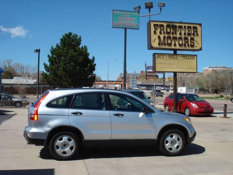 2009 Honda CR-V for sale at Frontier Motors Ltd in Colorado Springs CO